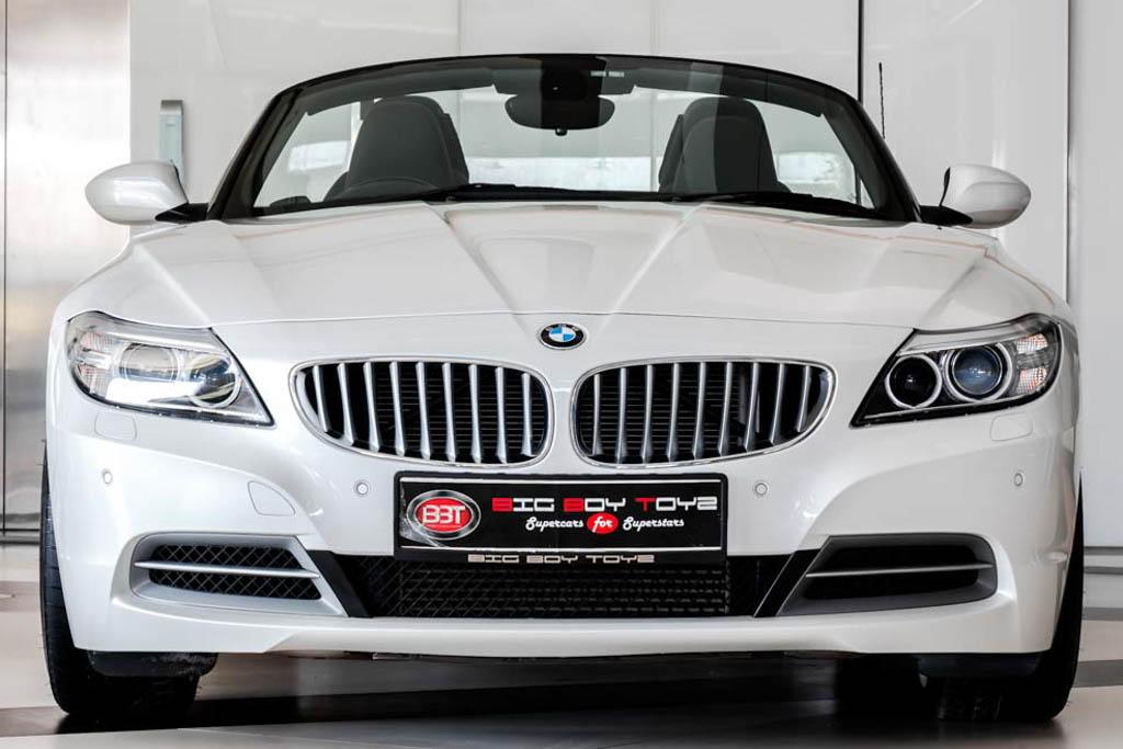 BMW Z4  DPT