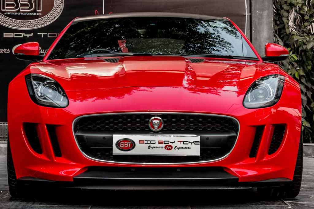 2015 Used Jaguar F Type Coupe