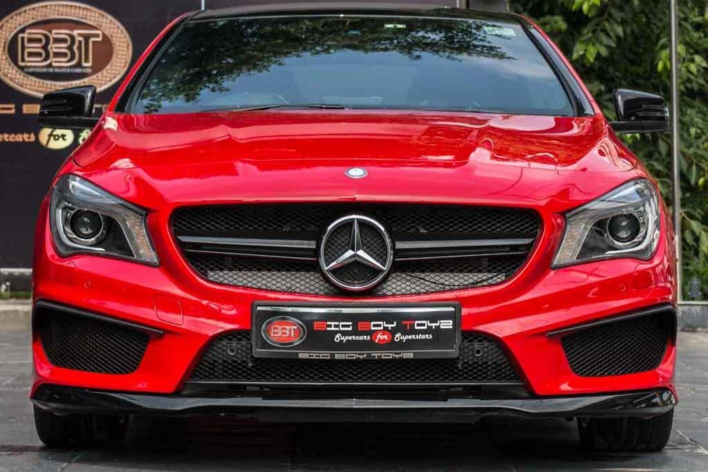 2015 Used Mercedes-Benz CLA 45 AMG