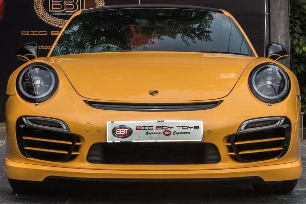 2015 Used Porsche 911 Turbo S