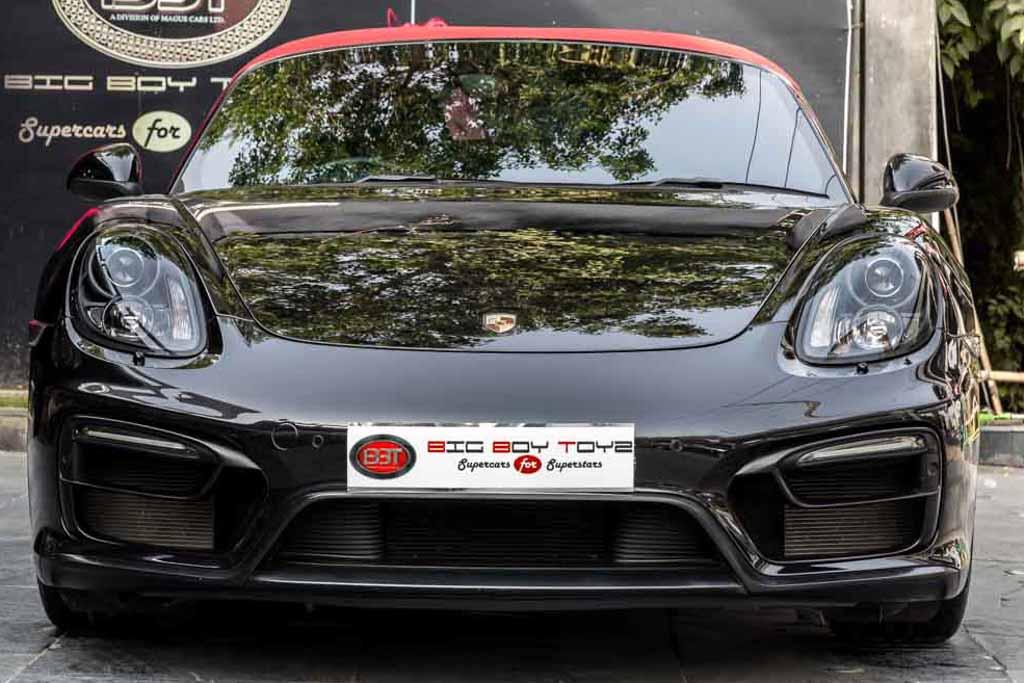 2015 Used Porsche Boxster GTS