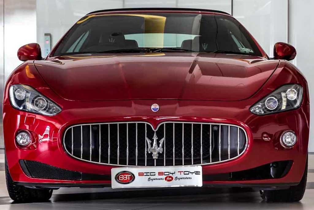 2015 Used Maserati GranCabrio