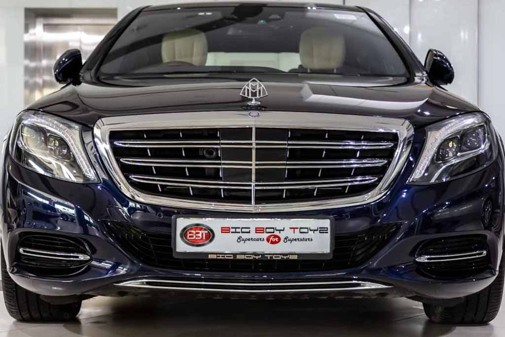 2015 Used Mercedes Maybach S500