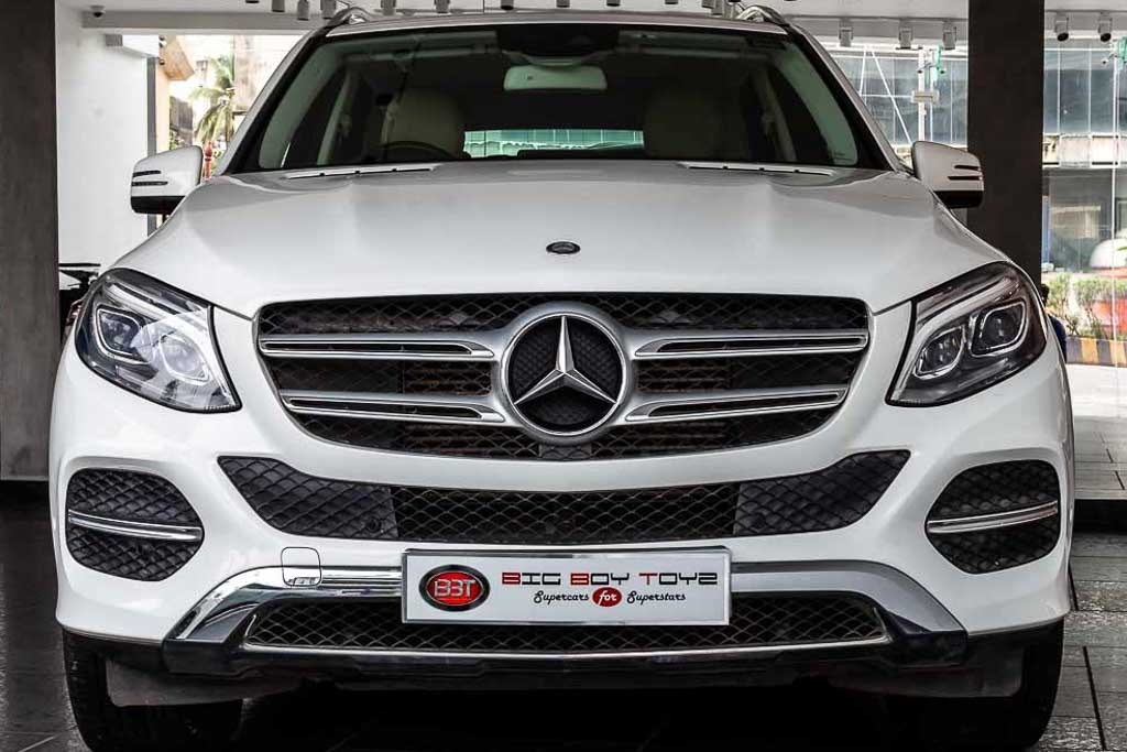 2016 Used Mercedes GLE 250d