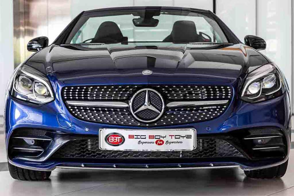 2016 Used Mercedes SLC 43 AMG
