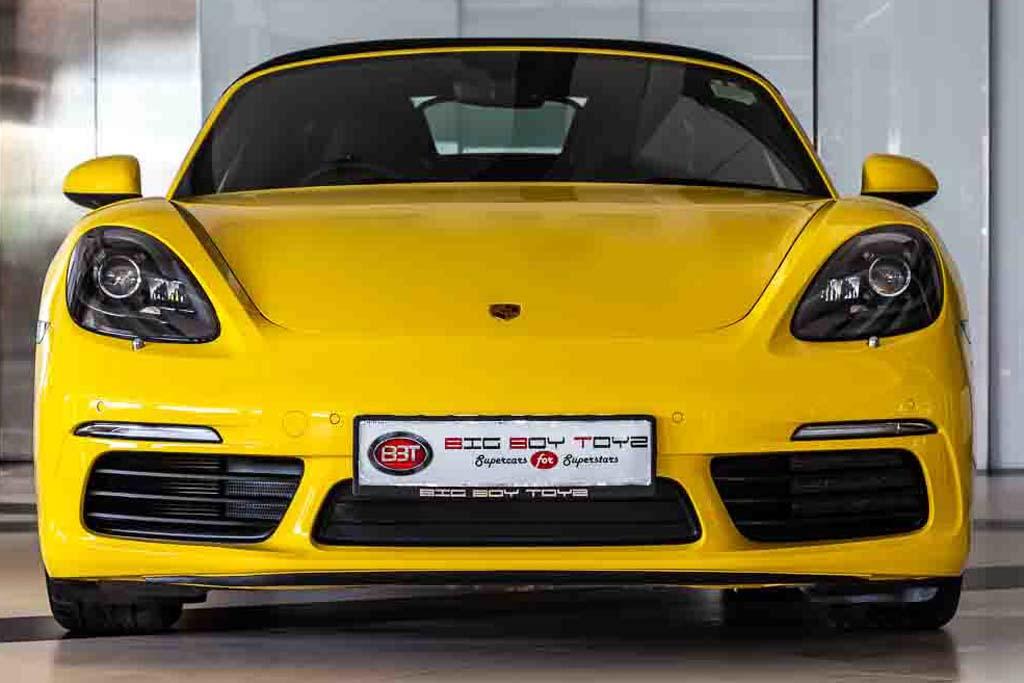2016 Used Porsche 718 Boxster