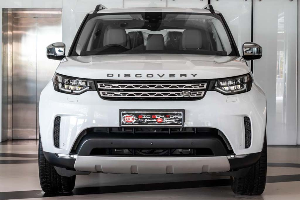 2018 Used Land Rover Discovery SE