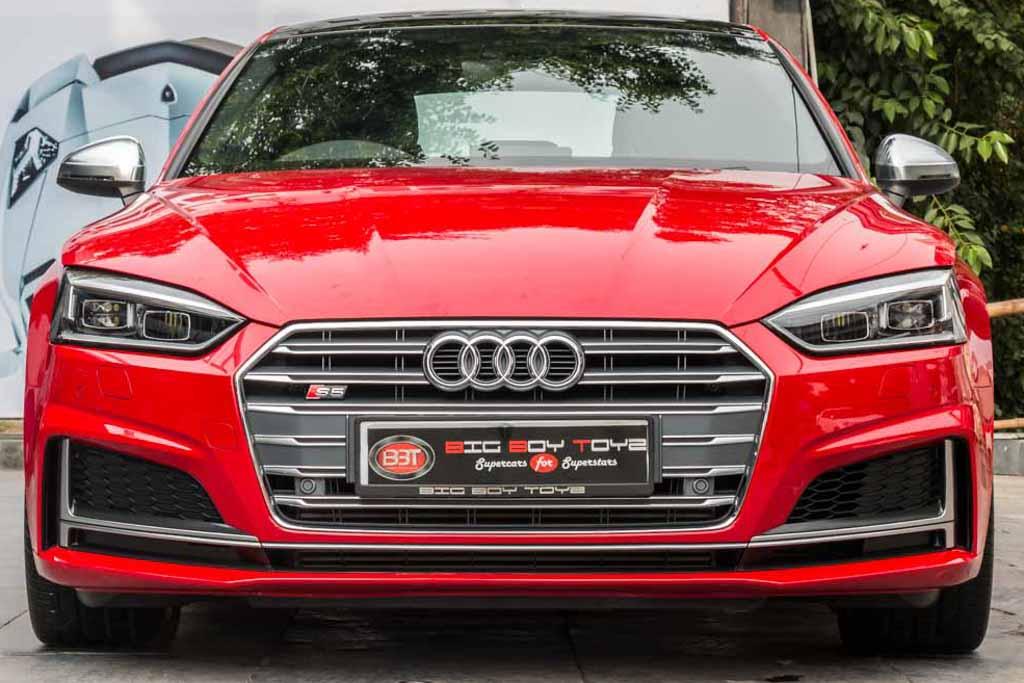 2018 Used Audi S5 Sportback