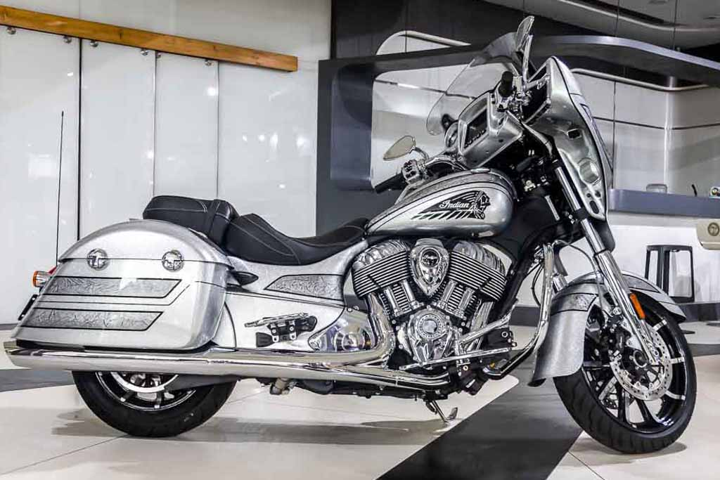 Indian Chieftain Elite
