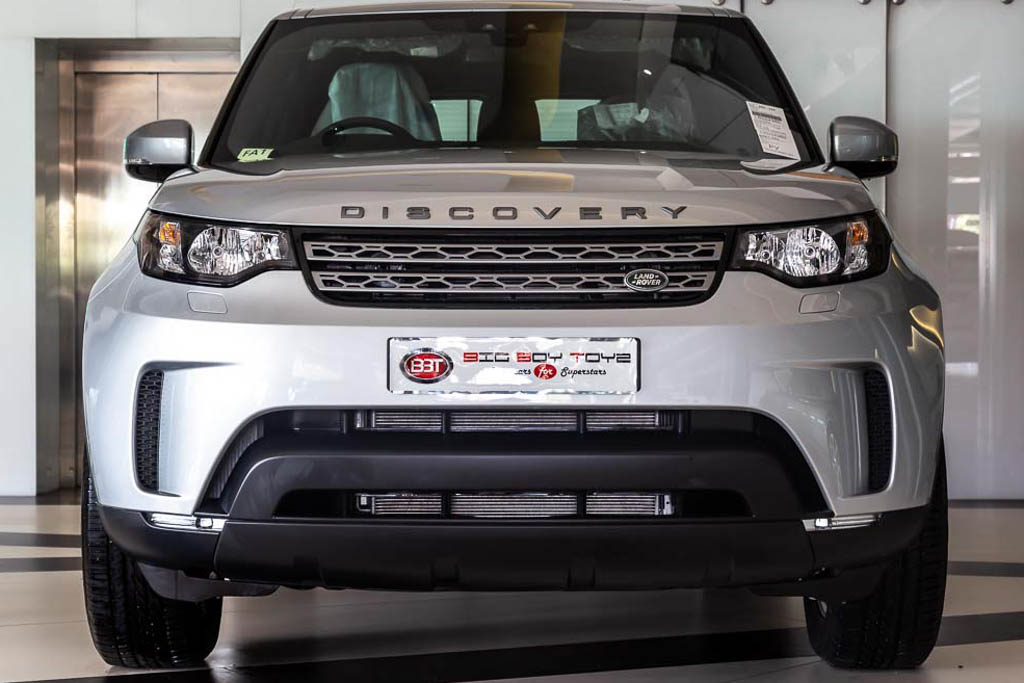 Land Rover Discovery S