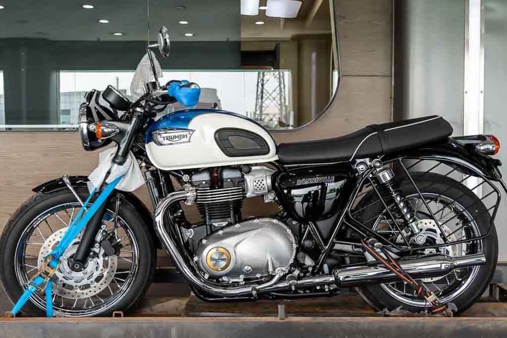 2018 Triumph Bonneville T100