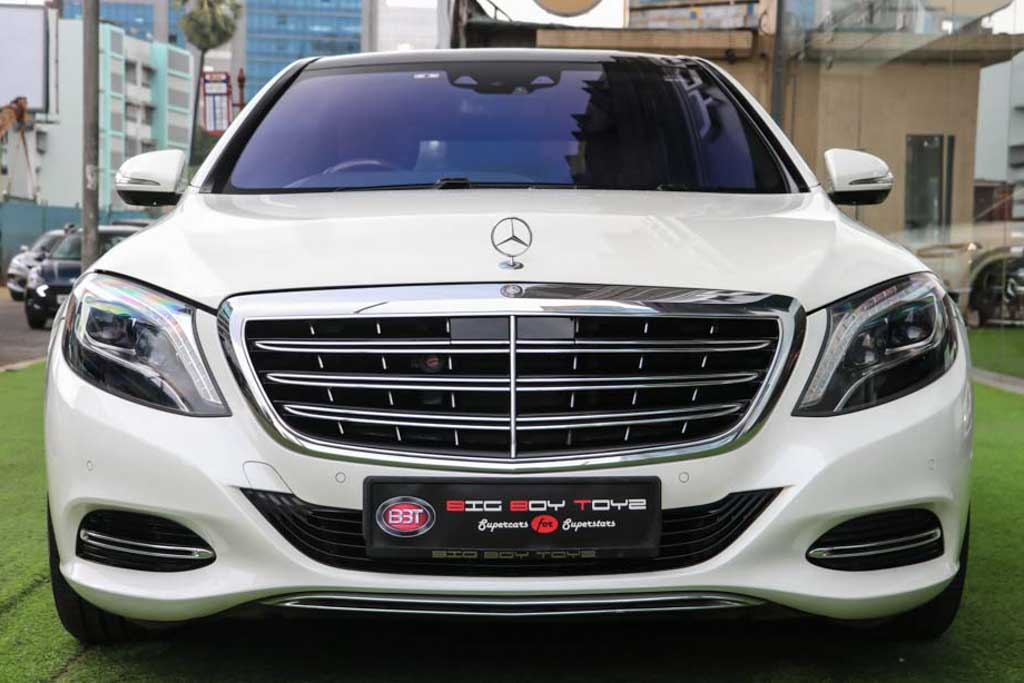 2016 Mercedes Maybach S500