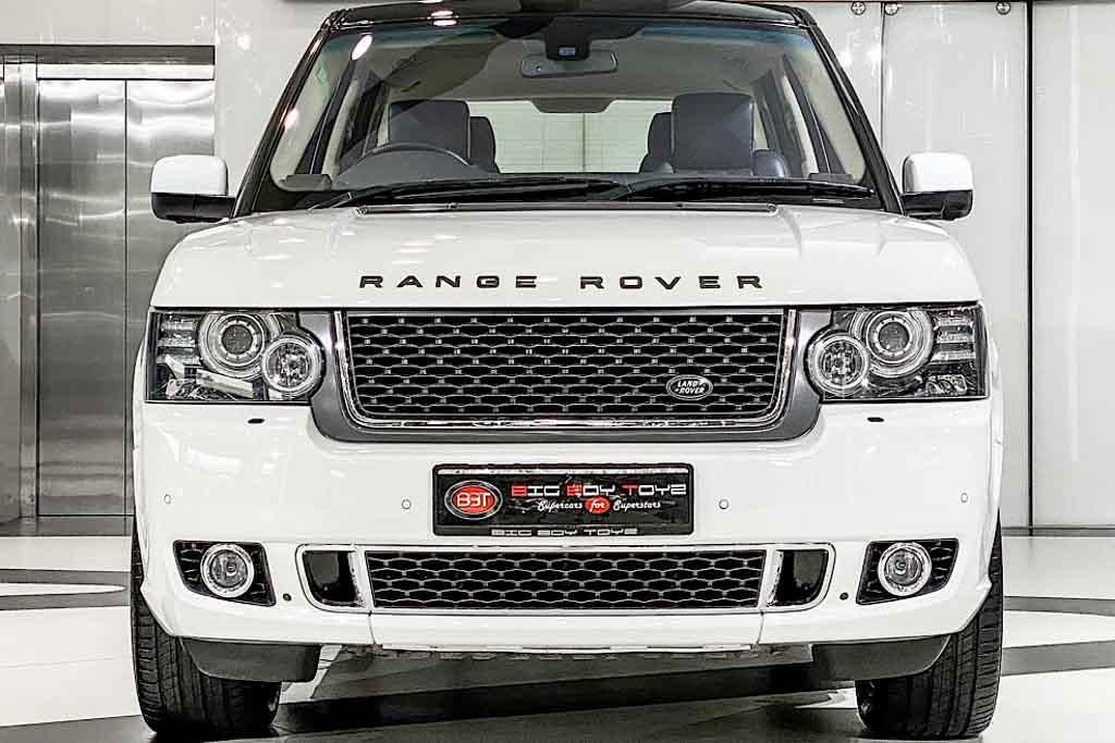 2011 Used Range Rover Vogue