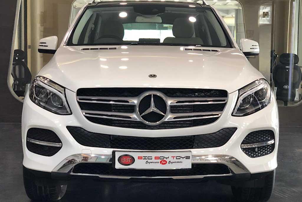 2018 Mercedes Benz GLE 250d