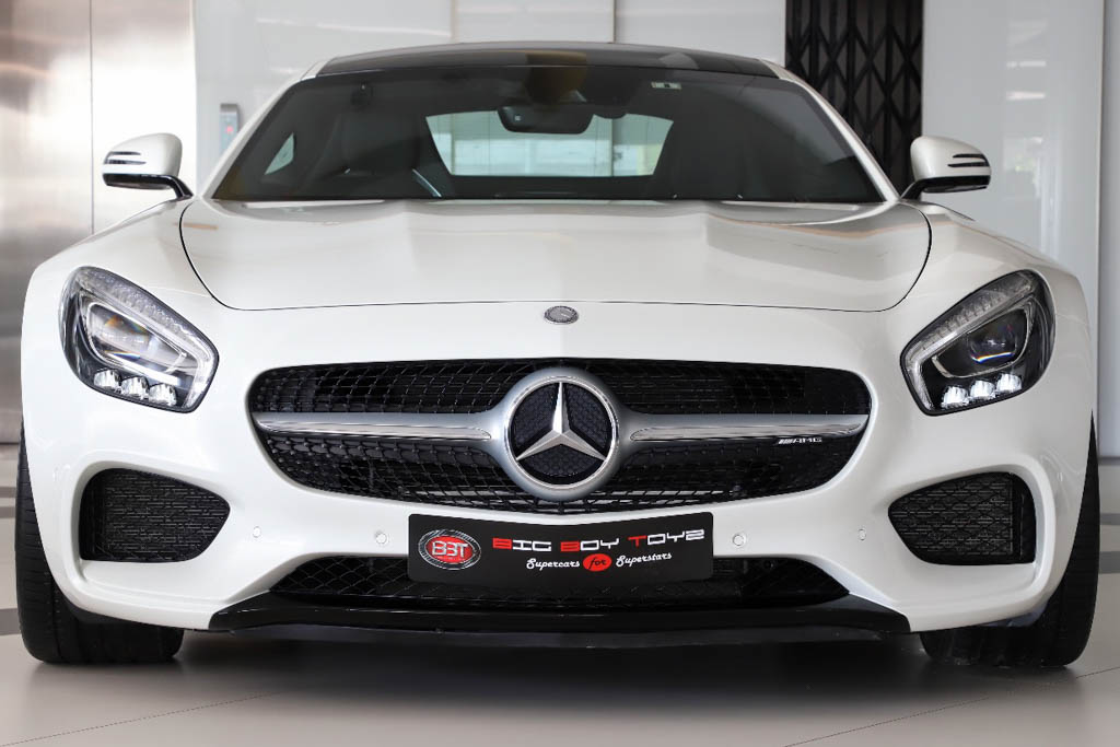 2016 Used Mercedes-AMG GT S