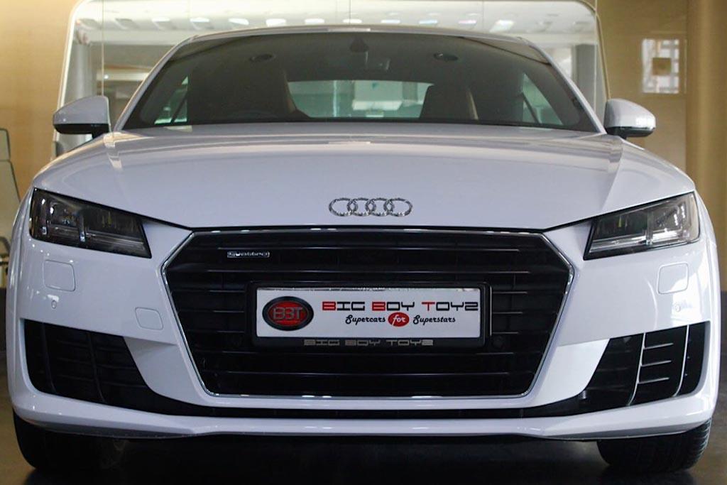 2015 Used Audi TT 45 TFSI