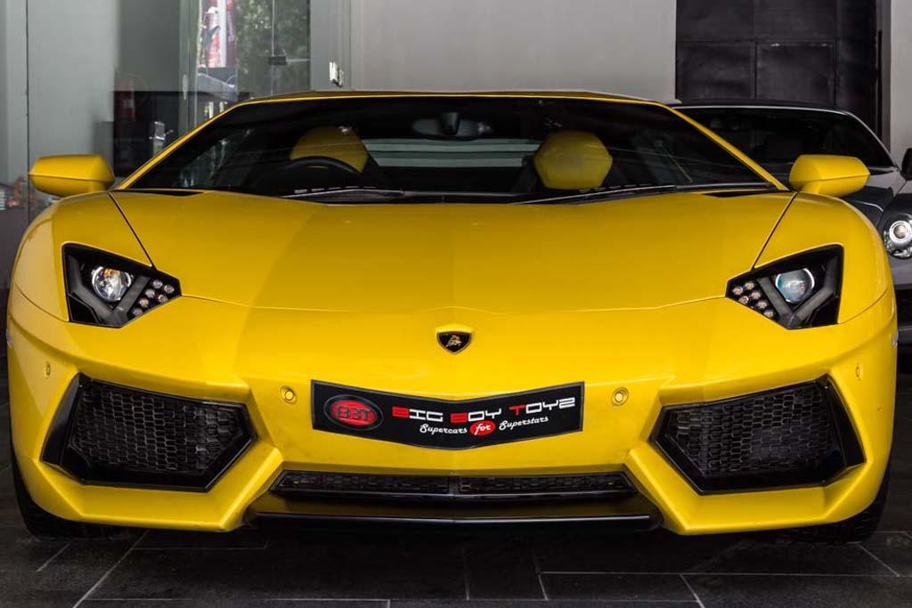 2012 Used Lamborghini Aventador LP 700-4