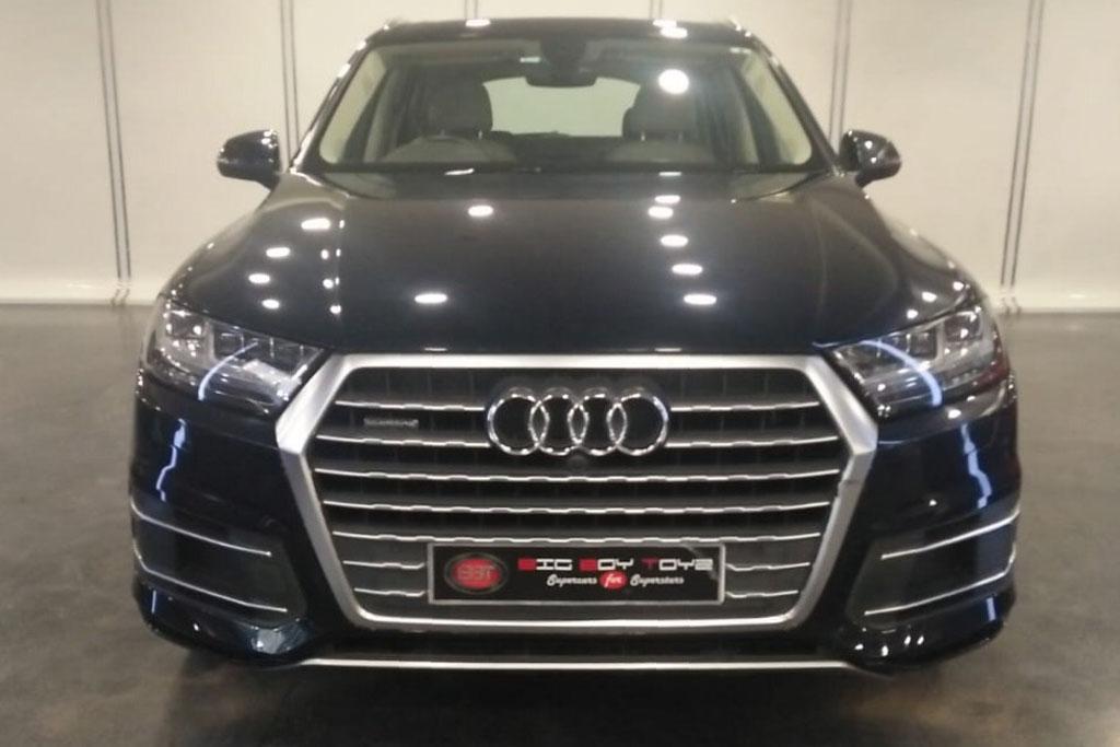2017 Used Audi Q7 Technology Edition