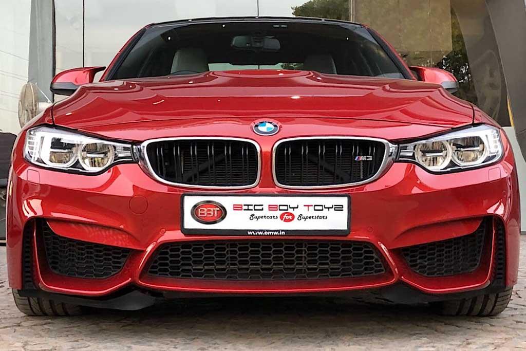 2015 Used BMW M3