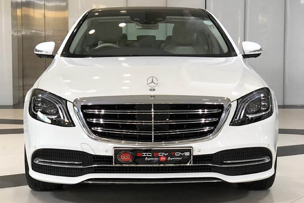 2018 Used Mercedes Benz S350d