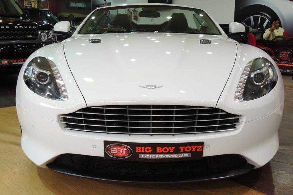2011 Used Aston Martin Virage