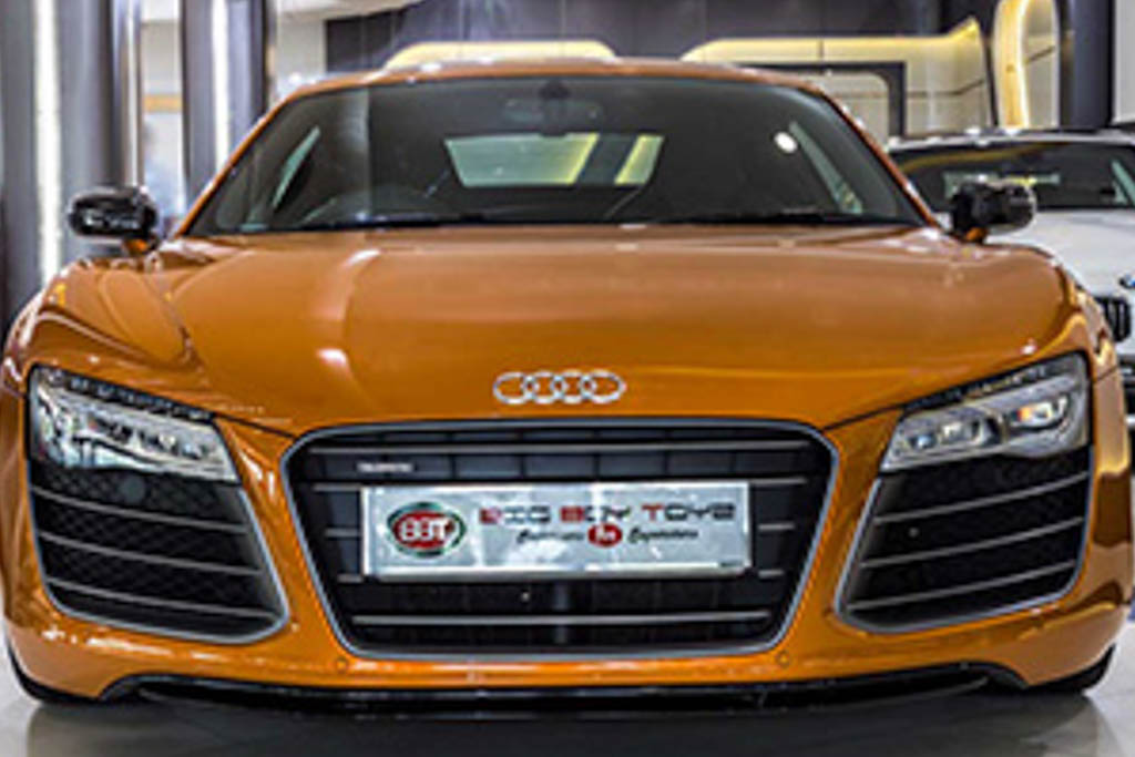 2013 Used Audi R8 V10 'Plus'