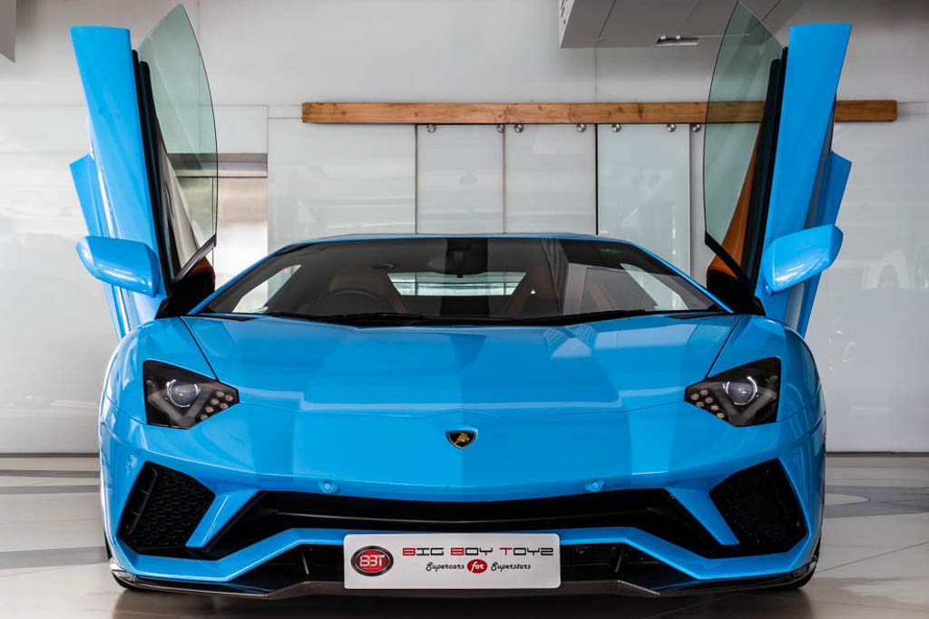 Lamborghini Aventador S MY2018