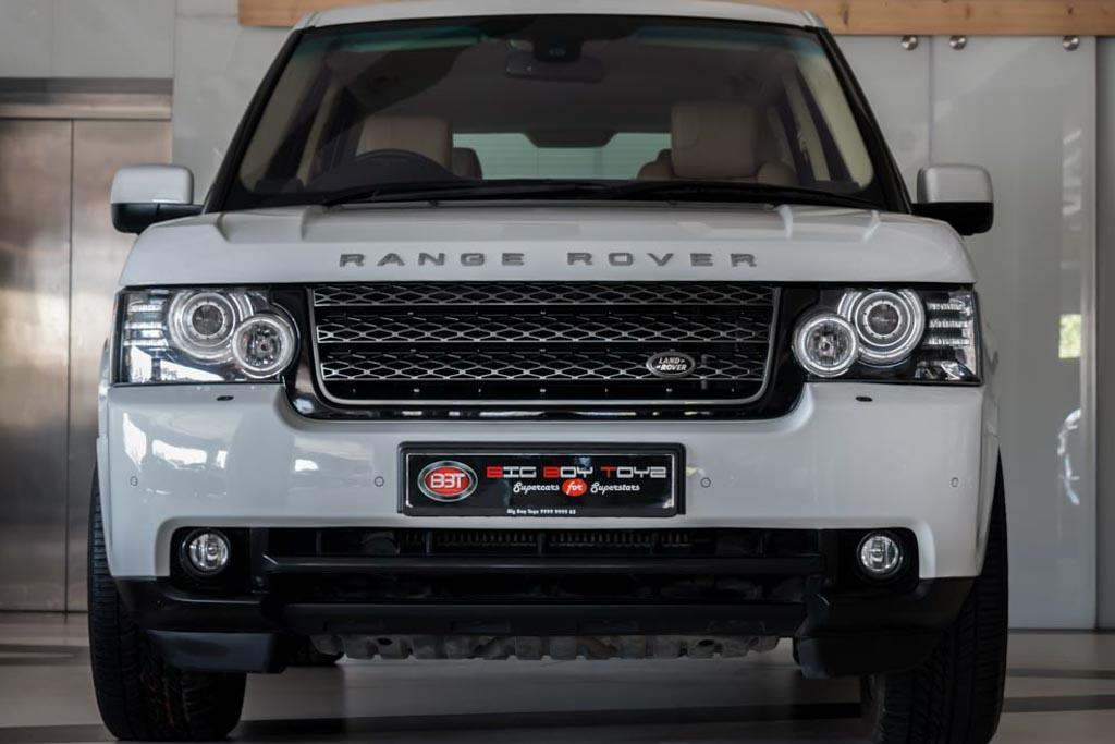 2012 Used Range Rover Vogue SE
