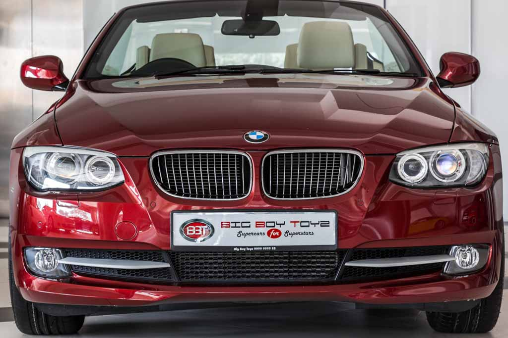 2012 Used BMW 330d 'Convertible'
