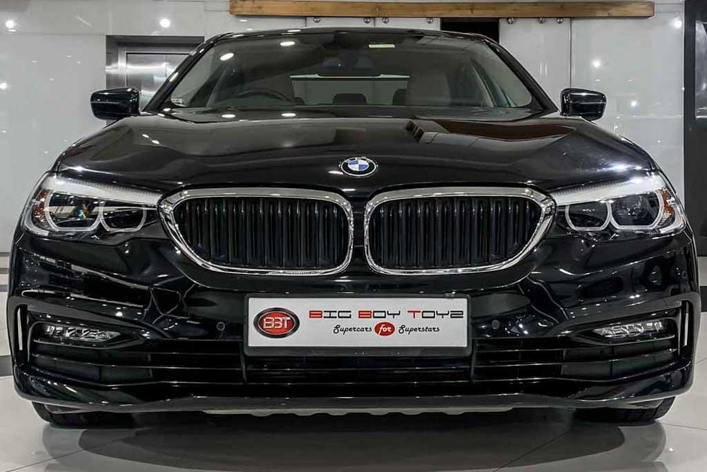 BMW 520d Sportsline