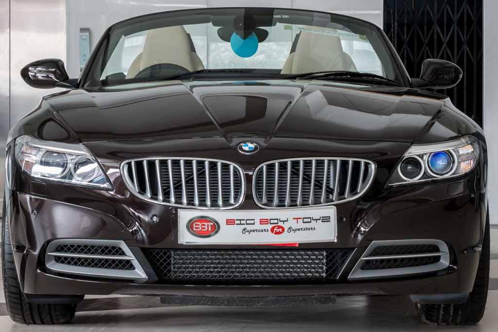 2016 BMW Z4 sDrive35i 'Prestige'