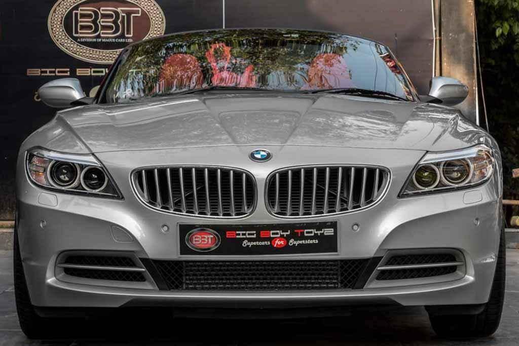 2016 BMW Z4 sDrive35i Prestige