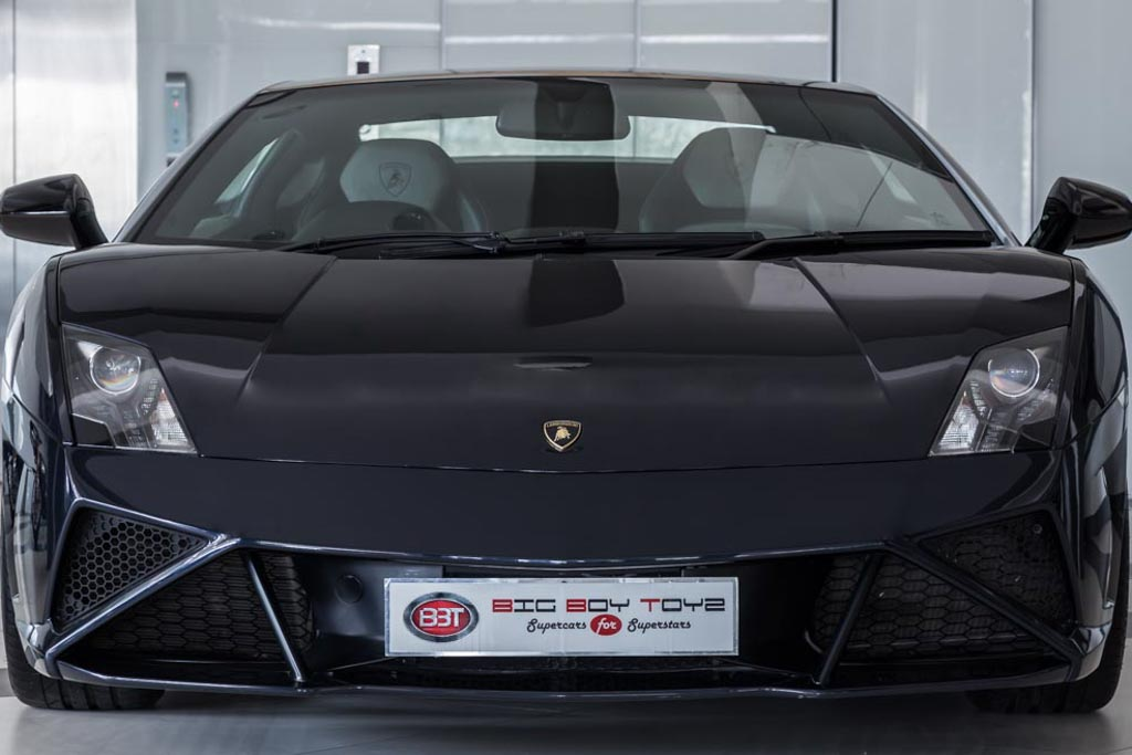 2012 Used Lamborghini Gallardo LP 560-4 Noctis One Off