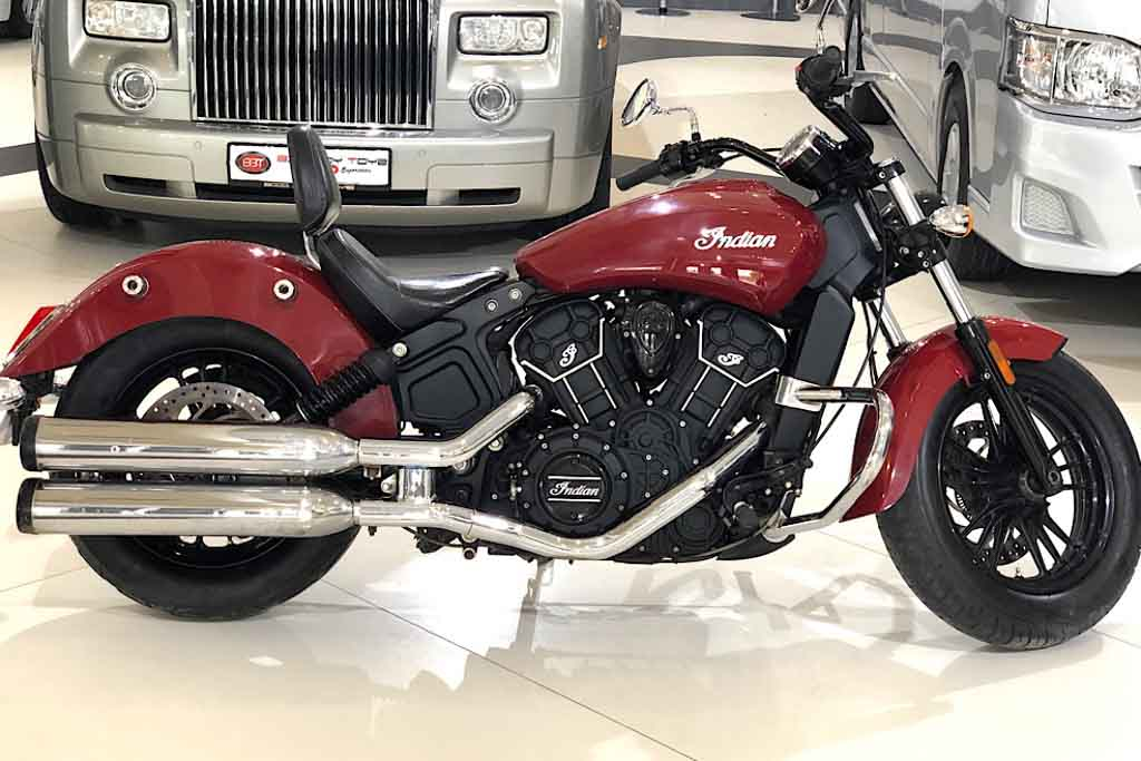 2016 Used Indian Scout Sixty