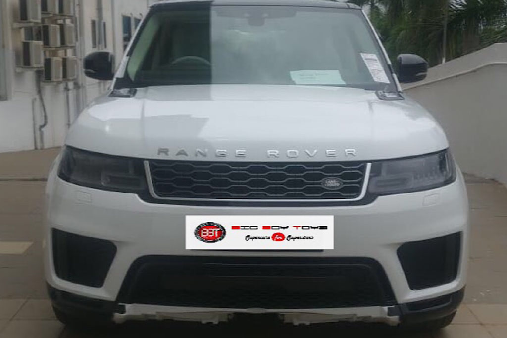2018 Used Range Rover Sport HSE
