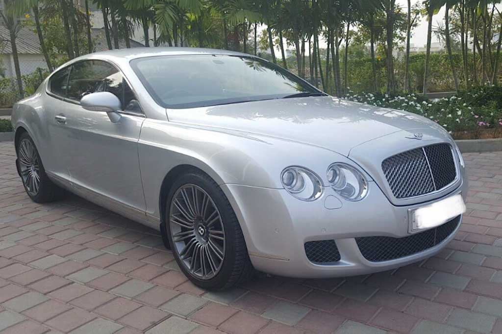 2008 Used Bentley Continental GT Speed