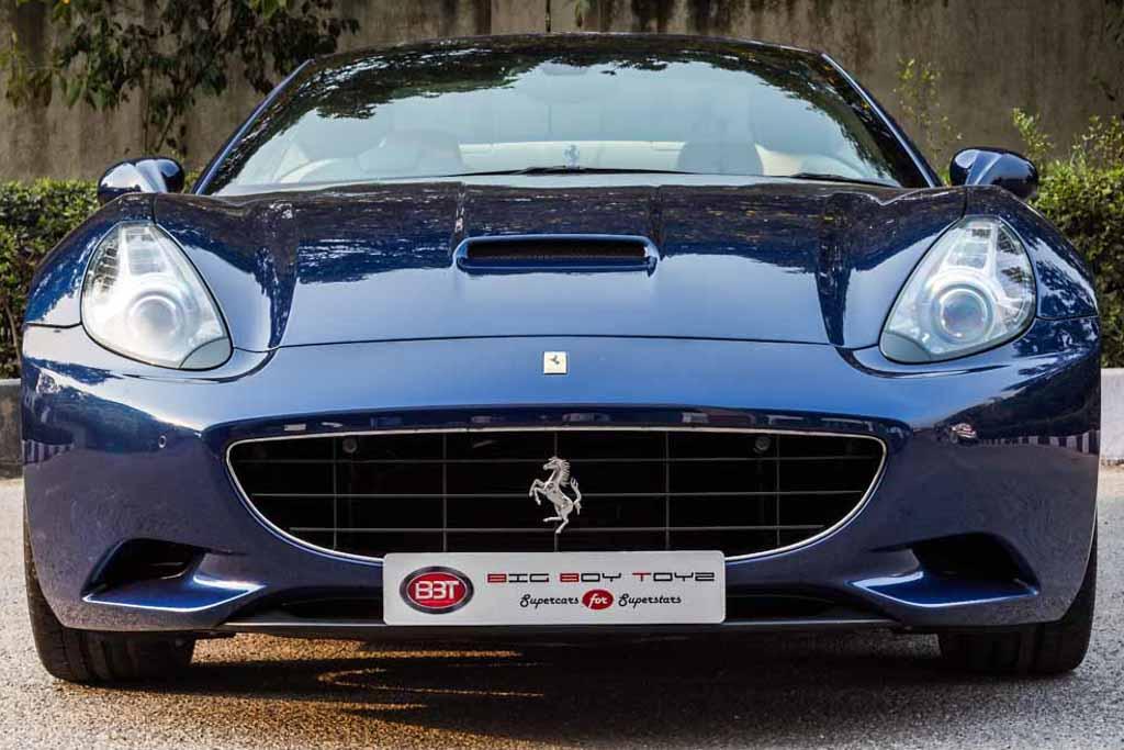 2011 Used Ferrari California