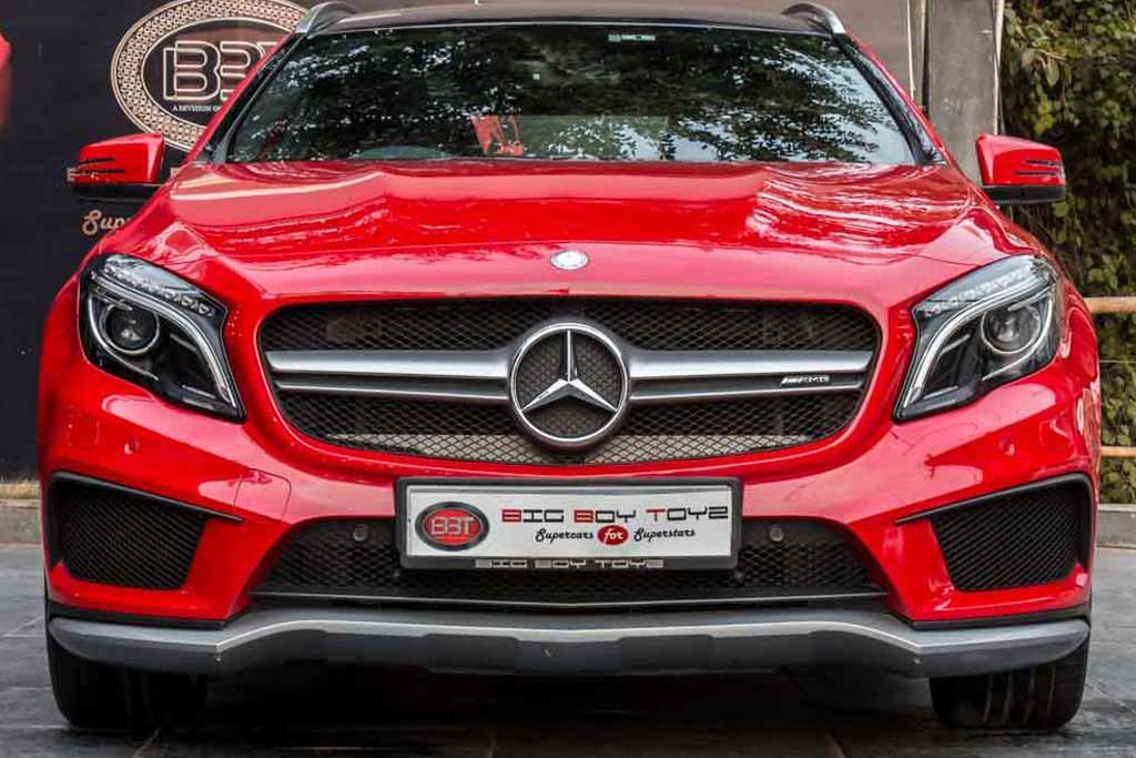 2015 Used Mercedes Benz GLA 45 AMG