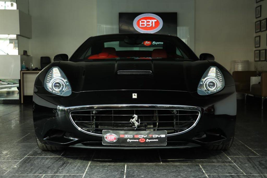 2013 Used Ferrari California