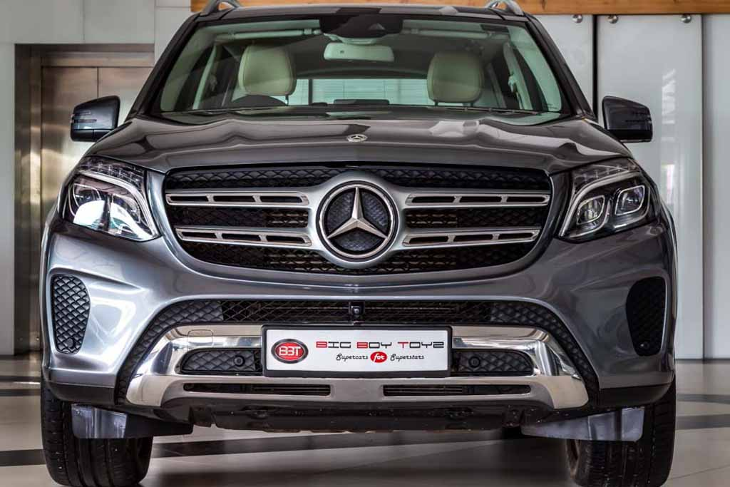 Mercedes Benz GLS 350d 4Matic