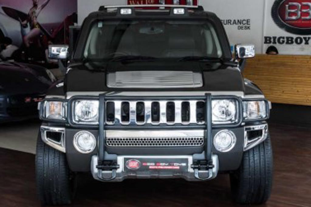 2010 Used Hummer H3