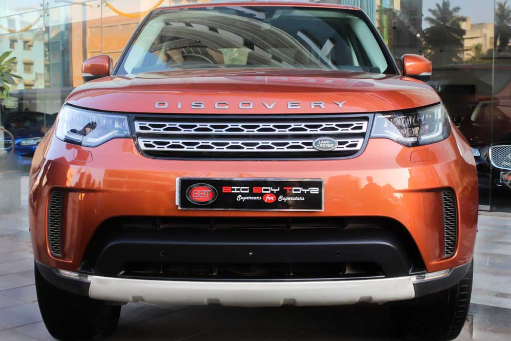 2017 Used Land Rover Discovery HSE