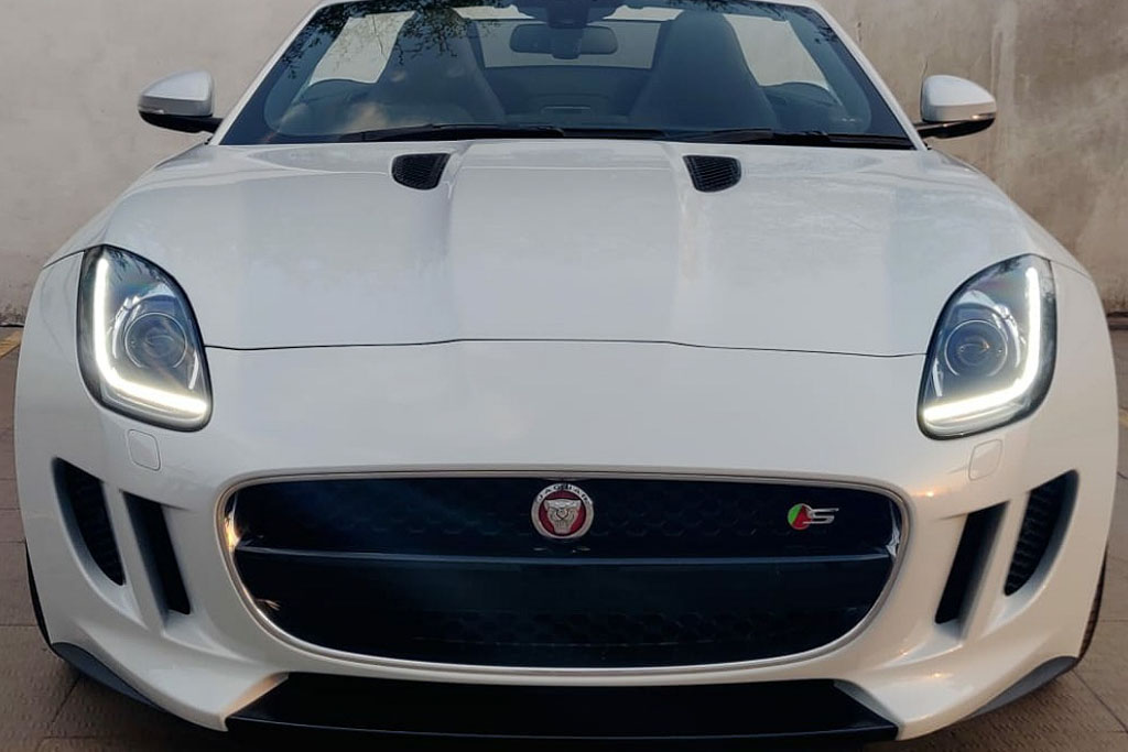 2014 Jaguar F-TYPE V6 S
