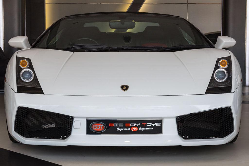 2008 Used Lamborghini Gallardo 'Spyder'
