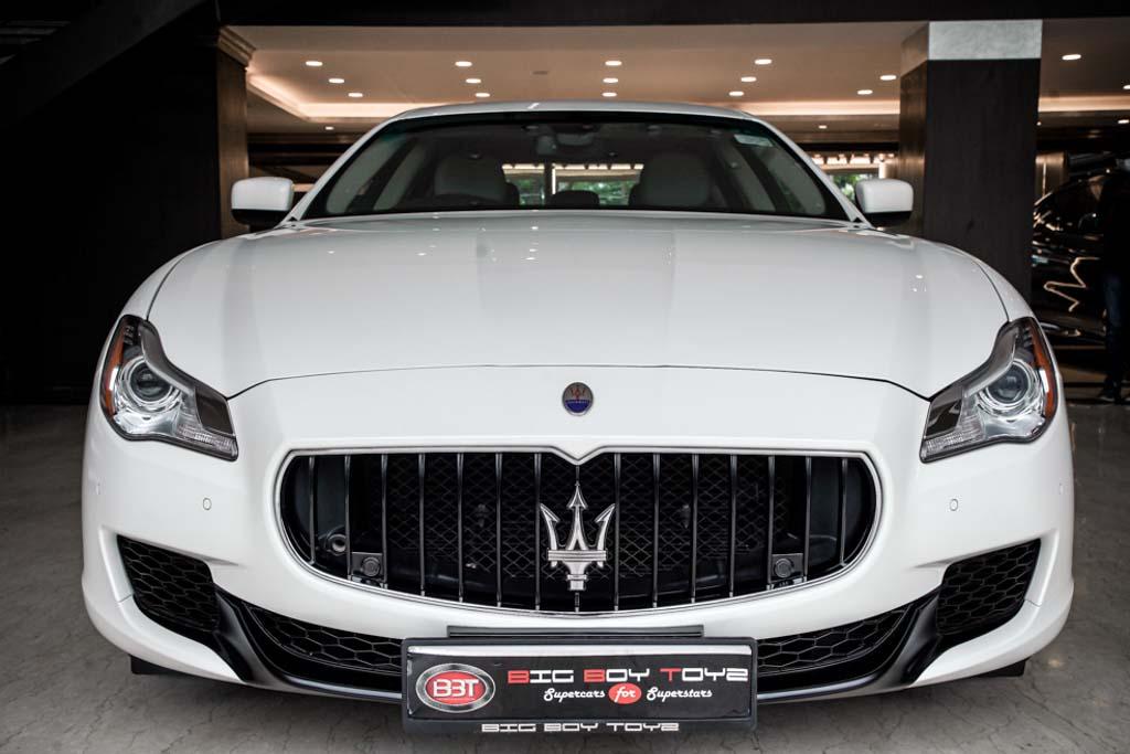 2015 Used Maserati Quattroporte