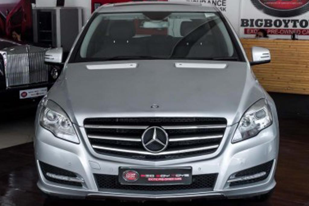 2013 Used Mercedes-Benz R350 CDI 4Matic