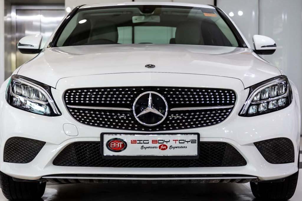 Mercedes Benz C220d