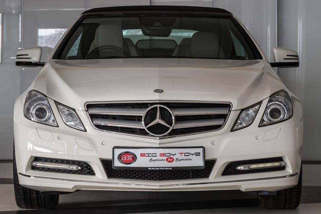 2011 Used Mercedes-Benz E350 'Cabriolet'