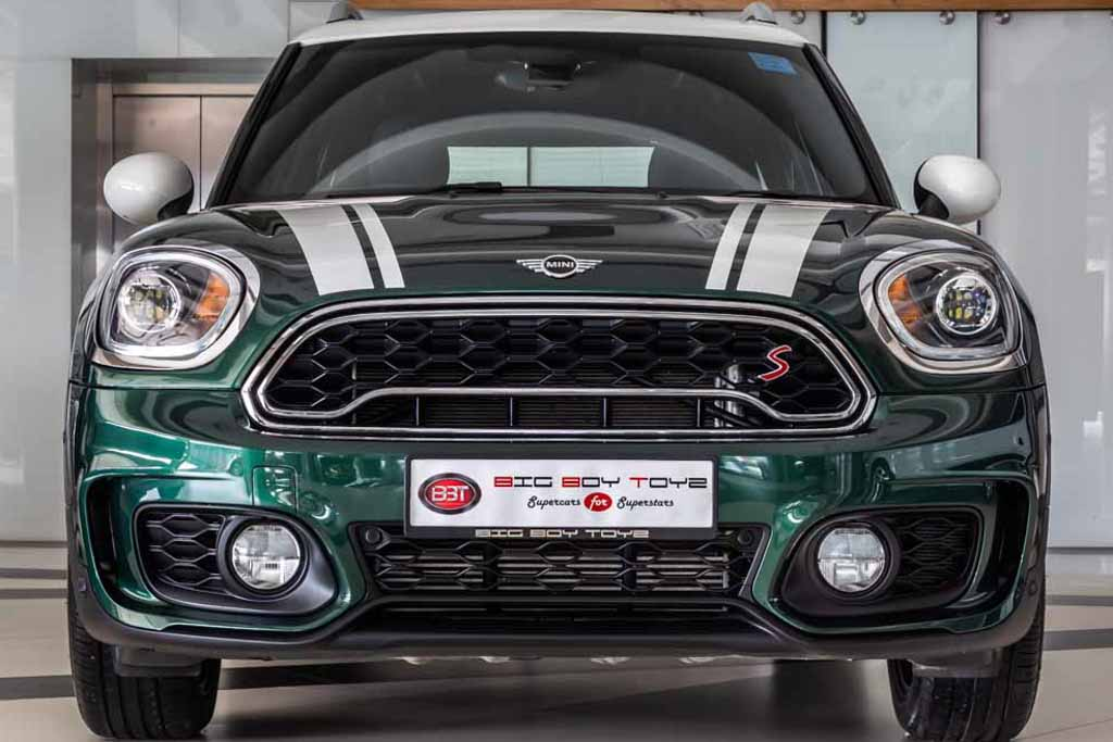 Mini Cooper Countryman S JCW Inspired
