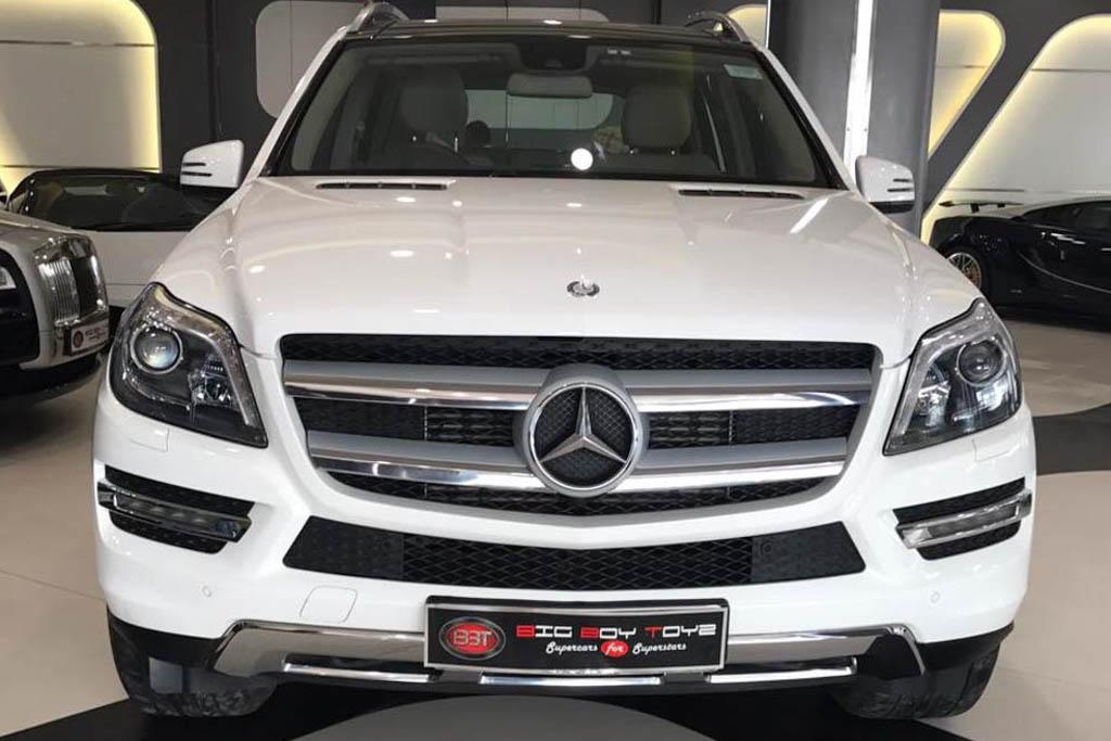 2015 Used Mercedes-Benz GL350 CDI '4Matic'